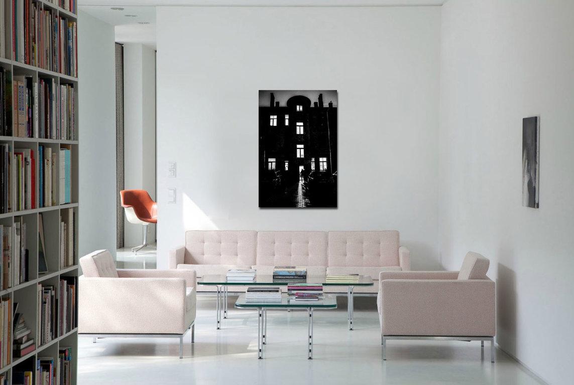 Pārdaugava 90 x 60 Art Canvas