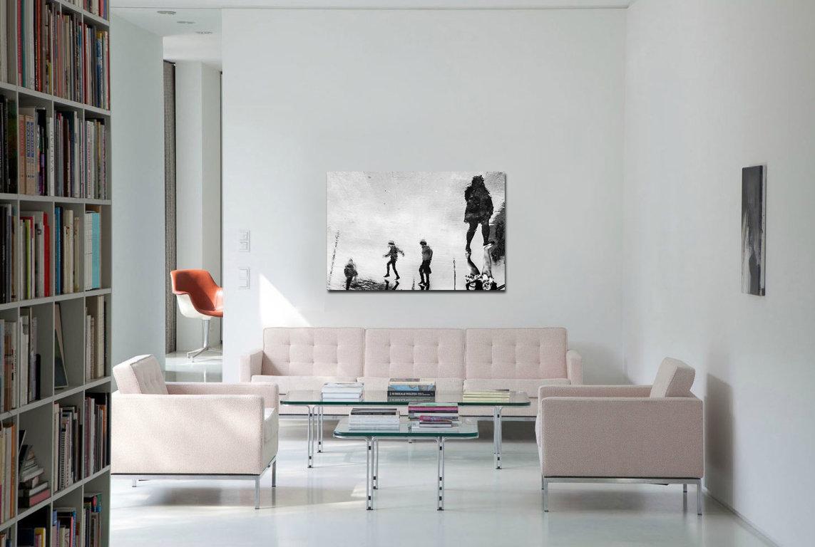 Pēc lietus 90 x 60 Art Canvas