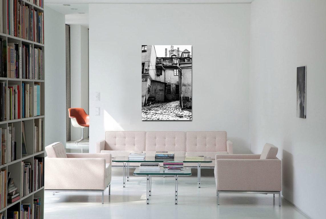 Mārstaļu iela 60 x 40 Art Canvas