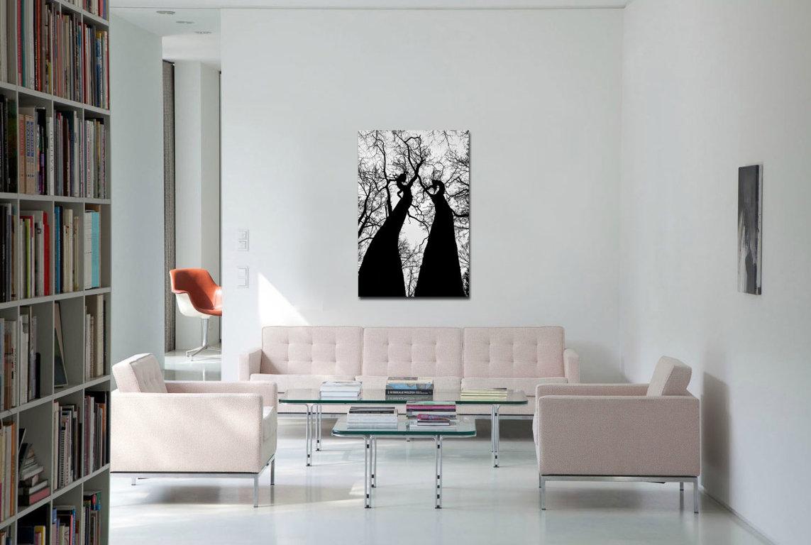 Pleskodāle 90 x 60 Art Canvas - 90 EUR